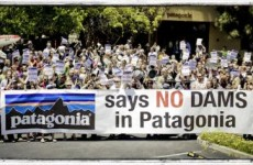 Patagonia Inc. Publicly Protests the Creation of Dams in Patagonia, Chile