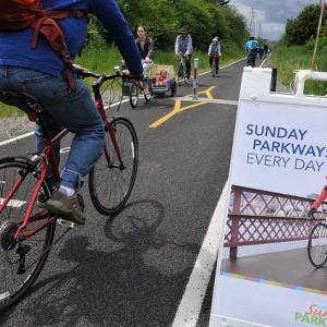East Portland Sunday Parkways: Family & Community