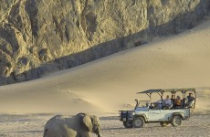 An African Success: In Namibia, The People and Wildlife Coexist