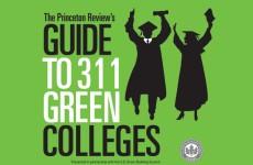 Boston University a Princeton Review Green College (Again)