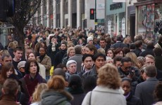 overpopulation or a nice bustling city