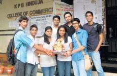 Students and Green Ganesh
