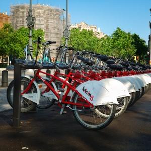 Public Bikes in Spain
