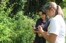 Update: Enjoy a Rural Nature Walk/Students, Teachers Take it Outside