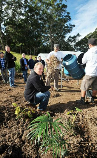 Students CHEC out how to be green