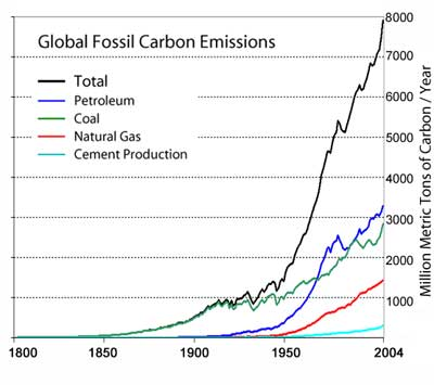 Global Carbon Emissions