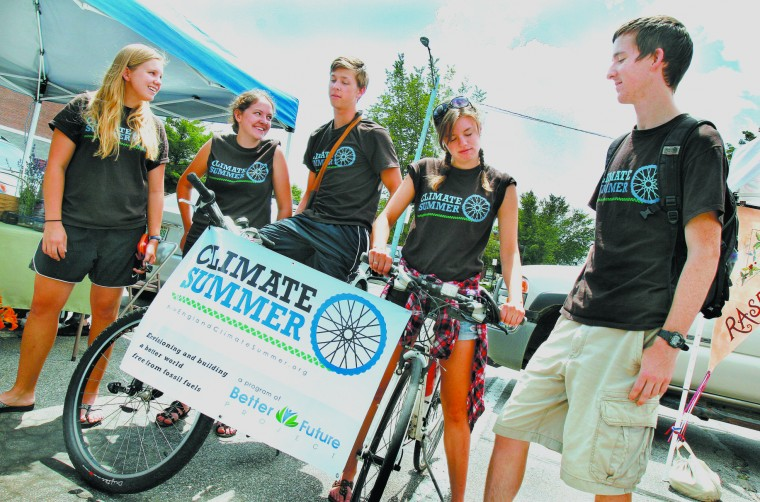 Climate Summer Students