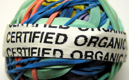 Certified Organic Rubber Band Ball